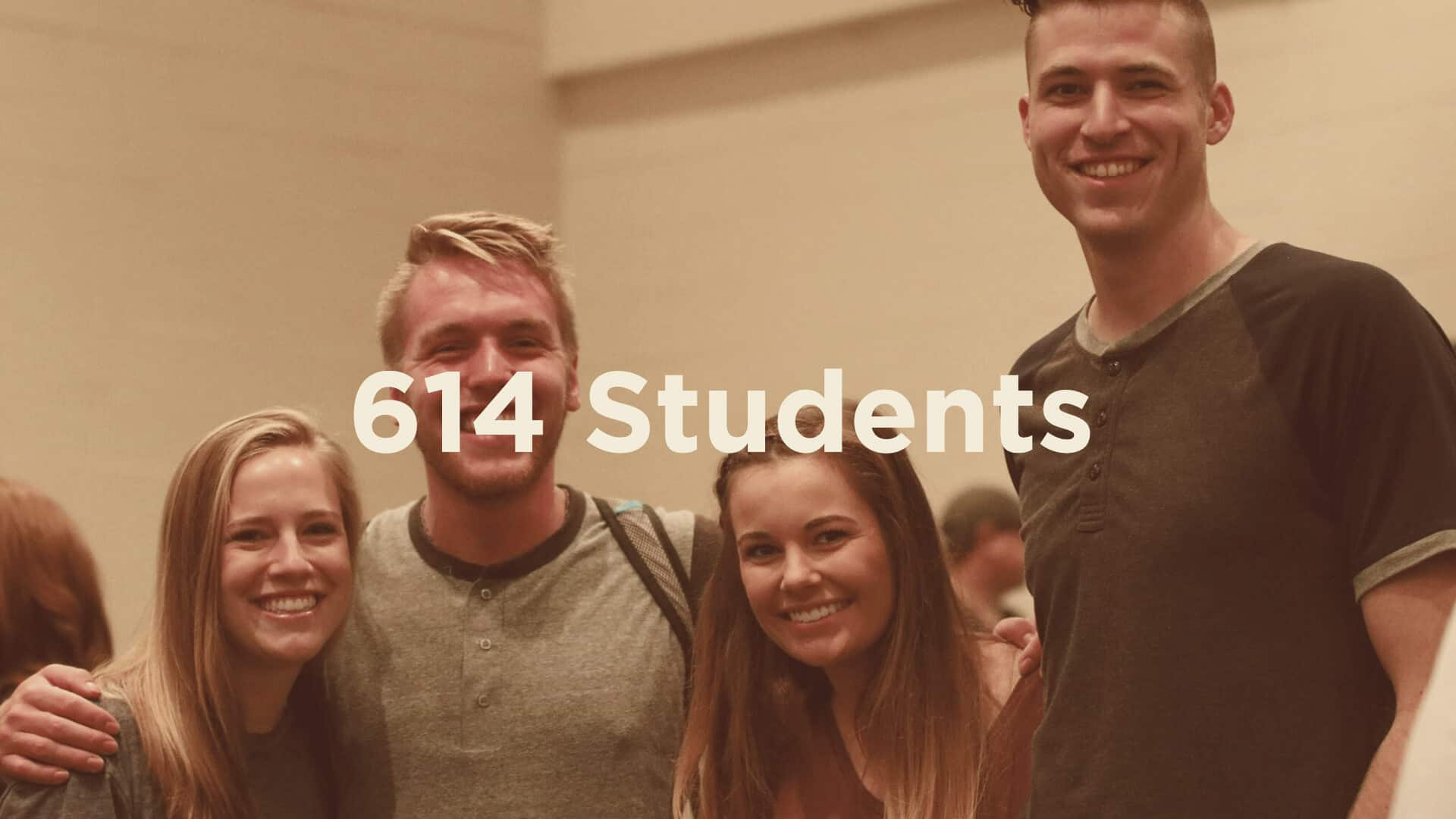 614 Church Students